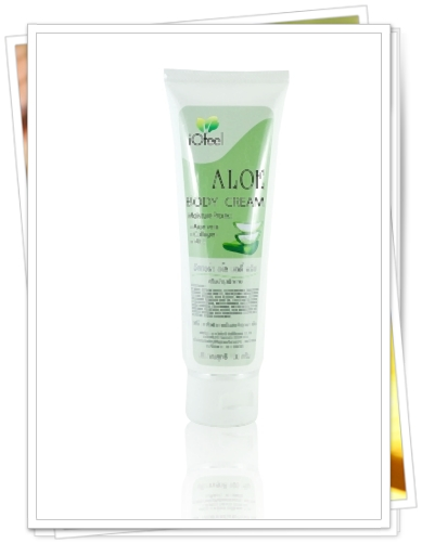 ALOE body cream
