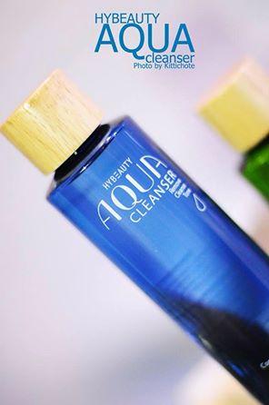 AQAU CLEANSER : Combination & Oily Skin 250 ml.