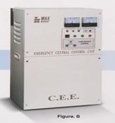 Emergency CU Series for Remote lamp 12V CU 55-12
