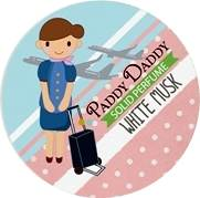 Paddy Daddy Air Hostess Solid Perfume White Musk