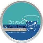 Paddy Daddy Aromatic Solid Perfume Aquatic