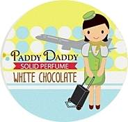 Paddy Daddy Aromatic Solid Perfume White Chocolate