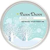 Paddy Daddy Aromatic Solid Perfume White Snow