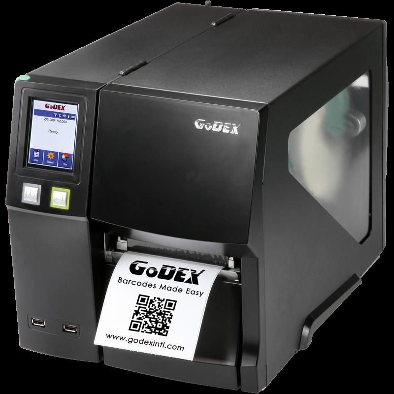 เครื่องพิมพ์บาร์โค้ด Godex  รุ่น ZX1600i