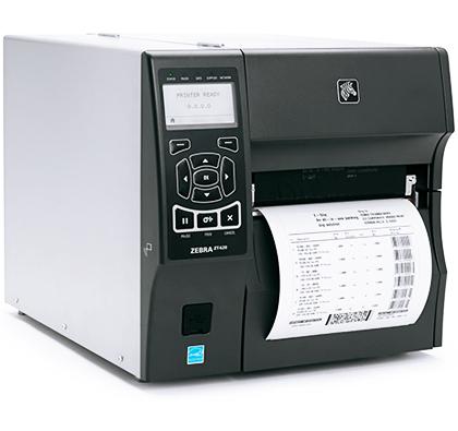 เครื่องพิมพ์บาร์โค้ด ZEBRA  รุ่น ZT 410-420