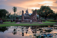 Description: Sukhothai historical park
