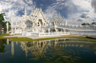 Description: Wat Rong Khun,Chiangrai, Thailand