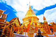 Description: Wat Phra That Doi Suthep