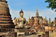 Description: Sukothai historical park